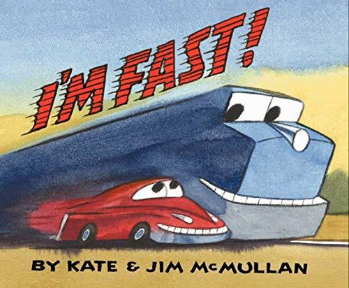 9780061920851: I'm Fast!