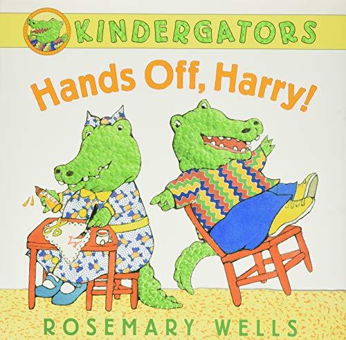 9780061921124: Kindergators: Hands Off, Harry!