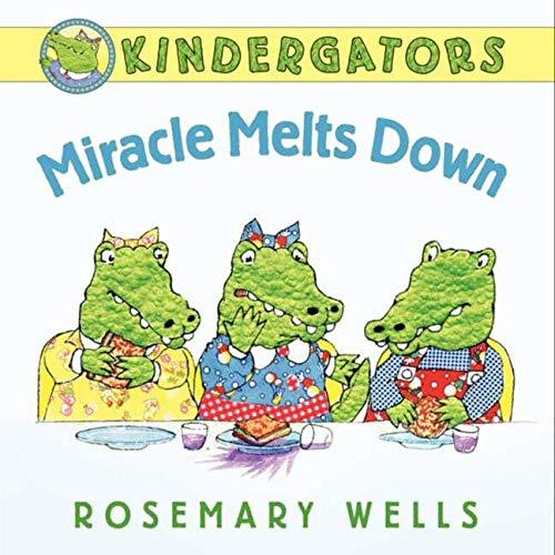 9780061921155: Kindergators: Miracle Melts Down