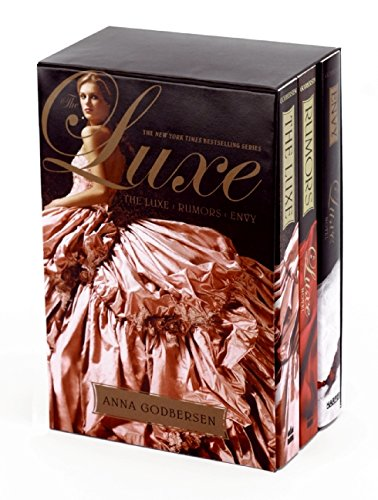 9780061921186: The Luxe Box Set: Books 1 to 3: The Luxe, Rumors, and Envy