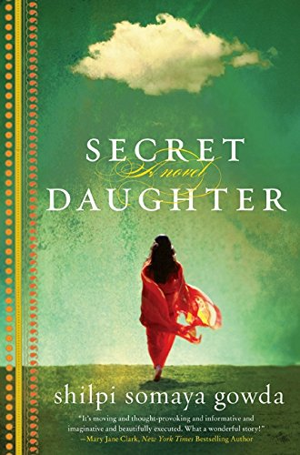 9780061922312: Secret Daughter: A Novel