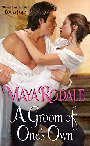 9780061922985: A Groom of One's Own (The Writing Girls)