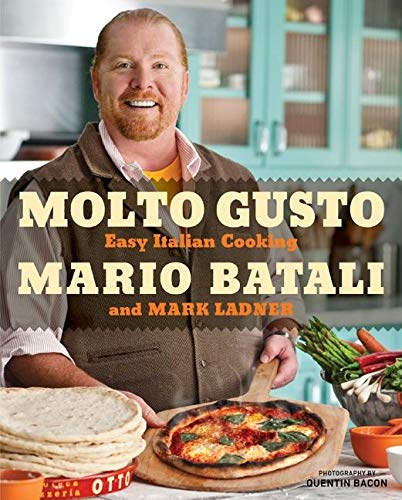 9780061924323: Molto Gusto: Easy Italian Cooking