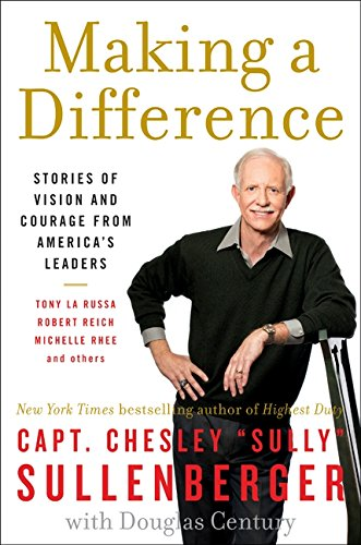 9780061924705: Making a Difference: Stories of Vision and Courage from America's Leaders