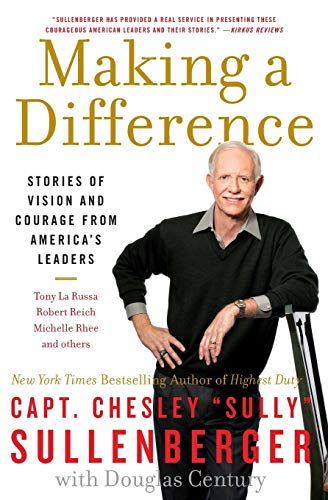 9780061924712: Making a Difference: Stories of Vision and Courage from America's Leaders