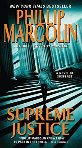 9780061926525: Supreme Justice: A Novel of Suspense (Dana Cutler Series)