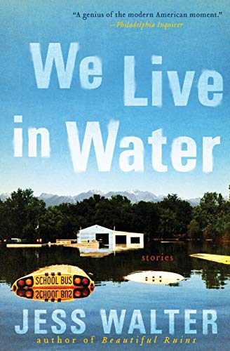 9780061926624: We Live in Water: Stories
