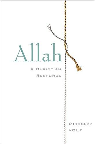 9780061927072: Allah: A Christian Response