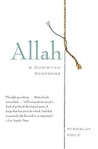 9780061927089: Allah: A Christian Response