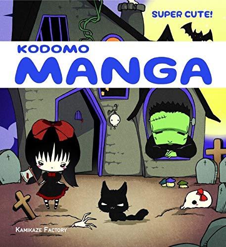 9780061927553: Kodomo Manga: Super Cute!