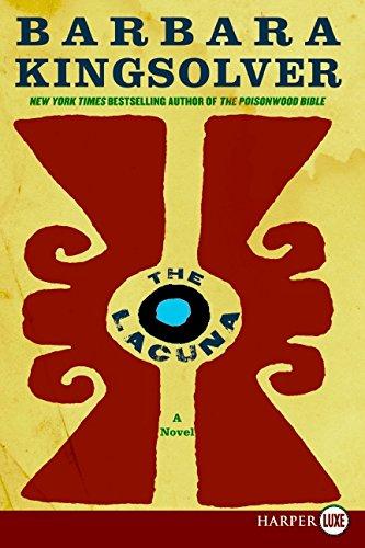 9780061927560: The Lacuna LP: A Novel