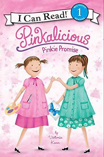 9780061928888: Pinkalicious: Pinkie Promise (I Can Read! Pinkalicious - Level 1)
