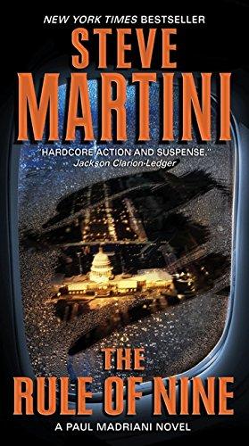 9780061930225: The Rule of Nine: A Paul Madriani Novel (Paul Madriani Novels)
