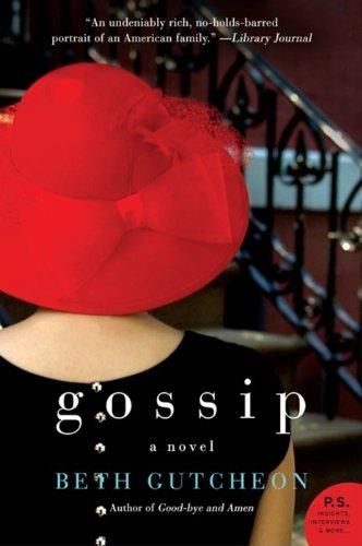 9780061931437: Gossip: A Novel