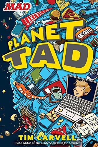 9780061934360: Planet Tad