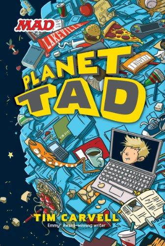 9780061934384: Planet Tad