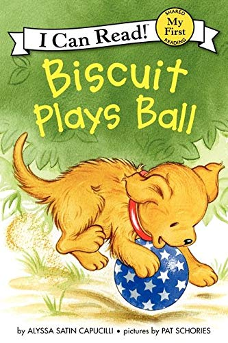 9780061935039: Biscuit Plays Ball (My First I Can Read)