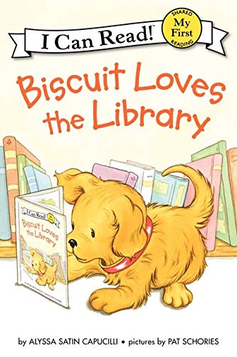 9780061935060: Biscuit Loves the Library (My First I Can Read)