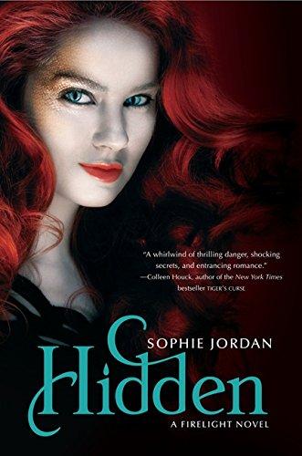 9780061935121: Hidden (Firelight (Hardcover - Trilogy))