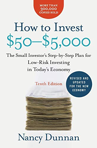9780061935169: How to Invest $50-$5,000: The Small Investor's Step-By-Step Plan for Low-Risk Investing in Today's Economy (How to Invest $50 to $5000)