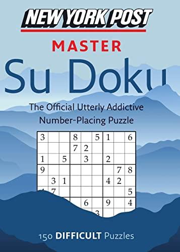 9780061935817: New York Post Master Su Doku: Difficult