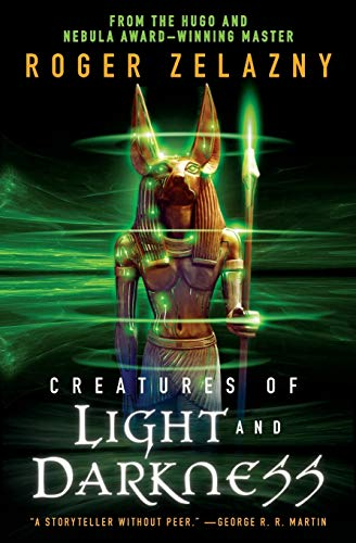 9780061936456: Creatures of Light and Darkness