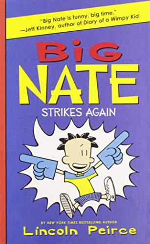 9780061944369: Big Nate Strikes Again
