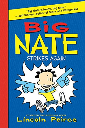 9780061944376: Big Nate Strikes Again