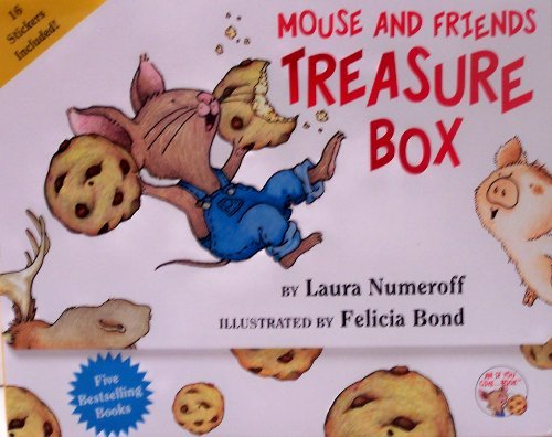 9780061944703: Mouse and Friends Treasure Box