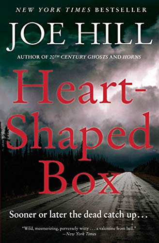 9780061944895: Heart-Shaped Box