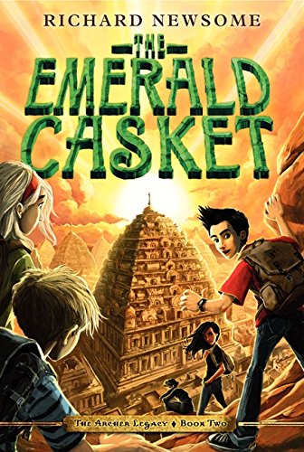 9780061944932: The Emerald Casket (Archer Legacy)