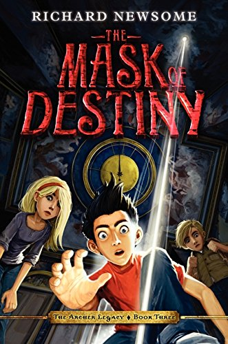 9780061944949: The Mask of Destiny (The Archer Legacy)