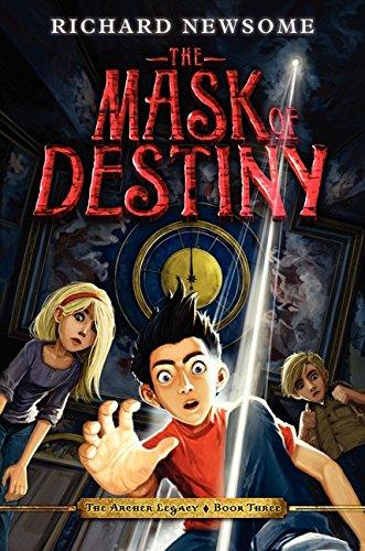 9780061944949: The Mask of Destiny (The Archer Legacy)