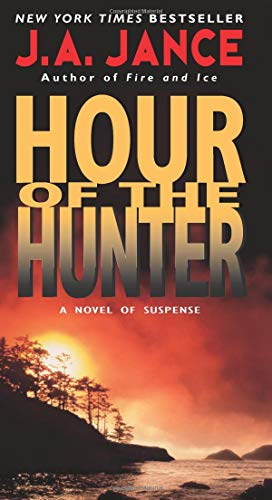 9780061945380: Hour of the Hunter (Walker Family Mysteries)