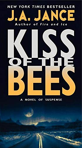 9780061945397: Kiss of the Bees (Walker Family Mysteries)