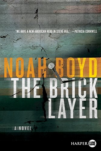 9780061945625: The Bricklayer: A Novel (Steve Vail Novels)