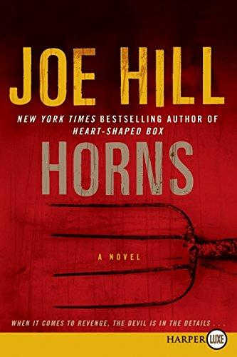 9780061945663: Horns: A Novel