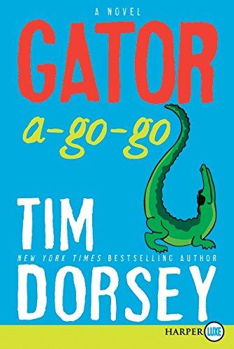 9780061945670: Gator A-Go-Go (Serge Storms)