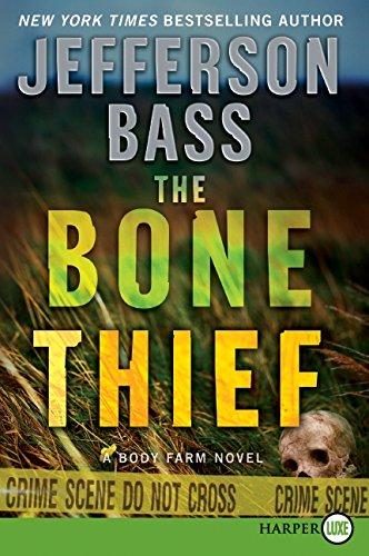 9780061945687: The Bone Thief LP: A Body Farm Novel