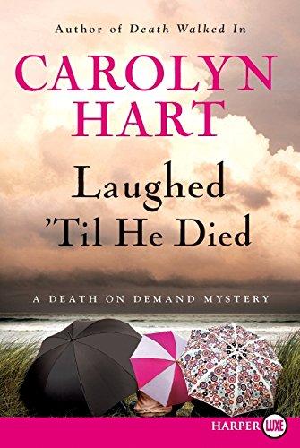 9780061945755: Laughed 'Til He Died (Death on Demand Mysteries)