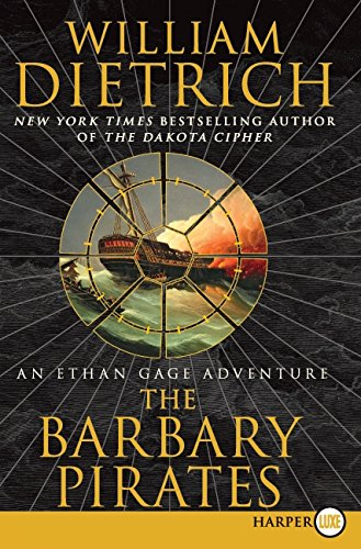 9780061946233: The Barbary Pirates LP: An Ethan Gage Adventure (Ethan Gage Adventures)