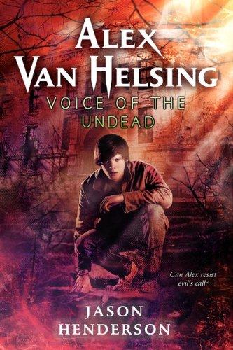 9780061951022: Alex Van Helsing: Voice of the Undead