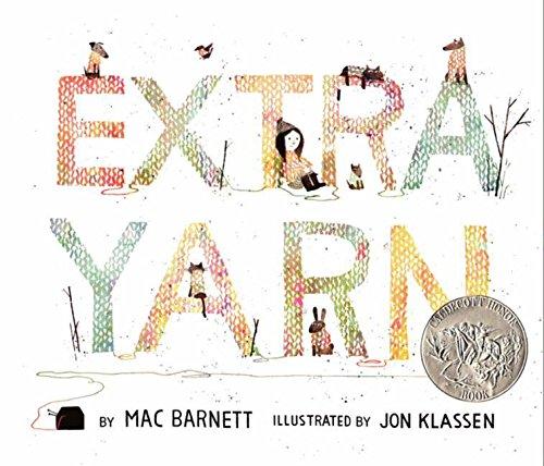 9780061953385: Extra Yarn (E. B. White Read-Aloud Award. Picture Books)