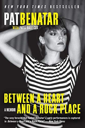 9780061953781: Between a Heart and a Rock Place: A Memoir