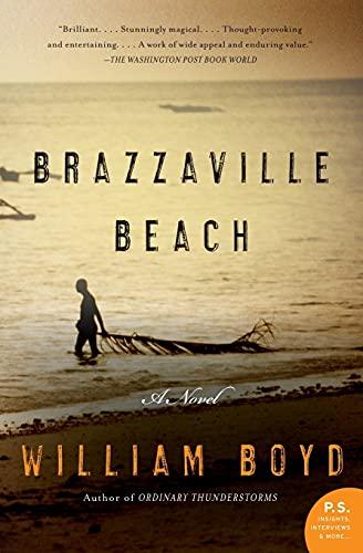 9780061956317: Brazzaville Beach: A Novel