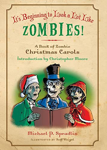 9780061956430: It's Beginning to Look a Lot Like Zombies!: A Book of Zombie Christmas Carols