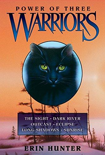 Warriors: Power of Three Box Set: Volumes 1 to 6: Hunter, Erin