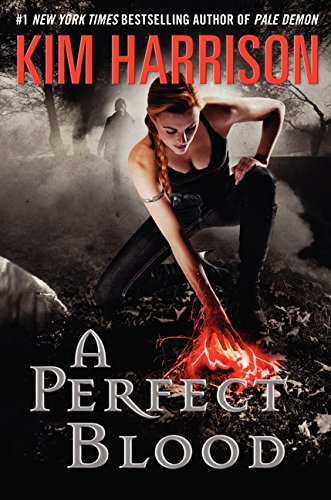 9780061957895: A Perfect Blood (Hollows)