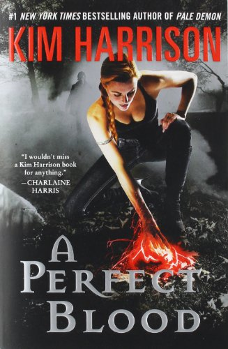 9780061957901: A Perfect Blood (Hollows)