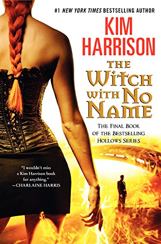 9780061957956: The Witch with No Name (Hollows)